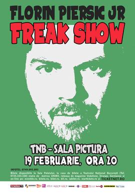 dating freakshow german edition