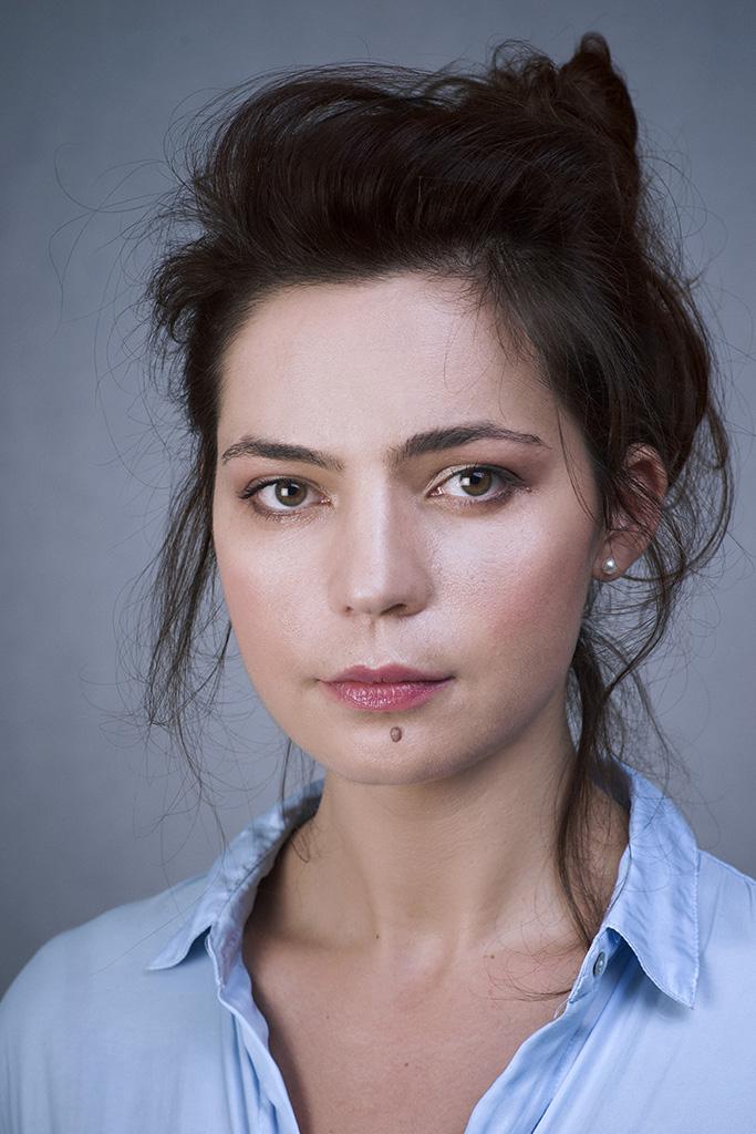 Maria Dinulescu naked