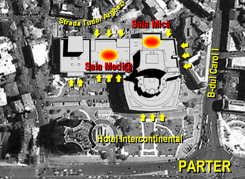 The Media Hall Plan