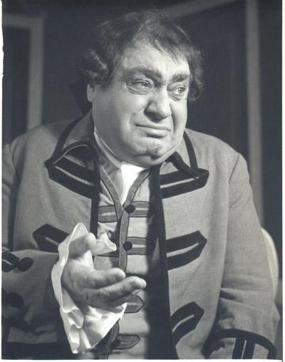 """Alexandru Giugaru in """"The Rude Men"""""""