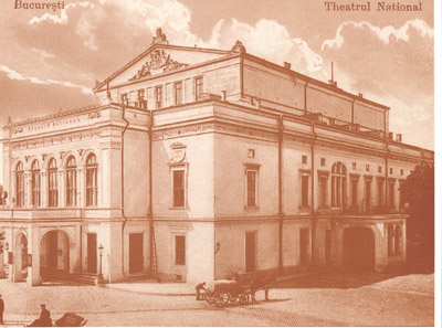 1852 – 1864 – The Great Theatre